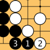 Another endgame example.